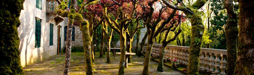 Jardín del Pazo de Faramello 8
