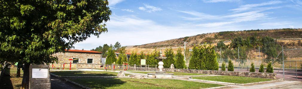 Área recreativa Praza do Luar