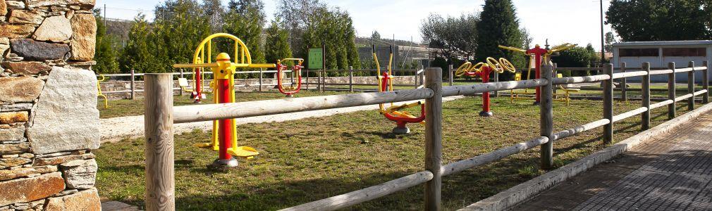 Área recreativa Praza do Luar 2