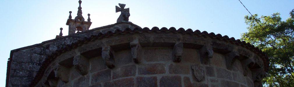 Iglesia de San Lourenzo de Ouzande 2