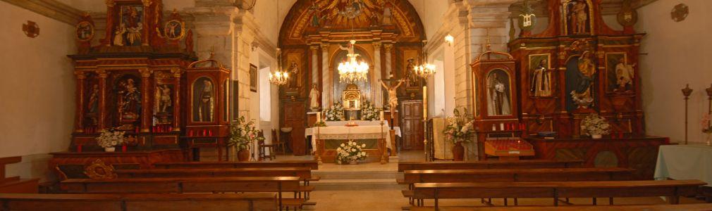 Iglesia de Santa María de Gonzar 2