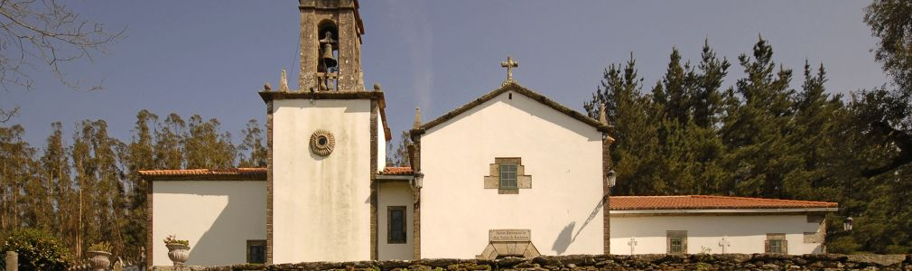 Church of San Xulián de Lardeiros