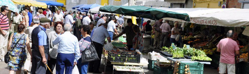 Mercado dominical y Feria grande 2