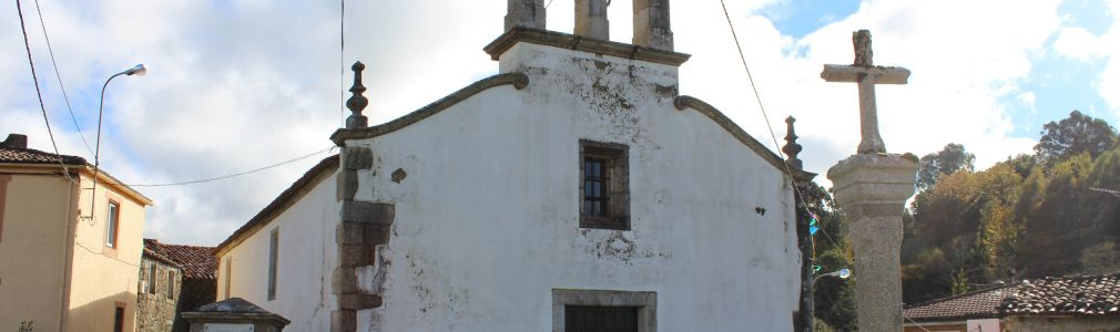 Church of San Xoán de Furelos