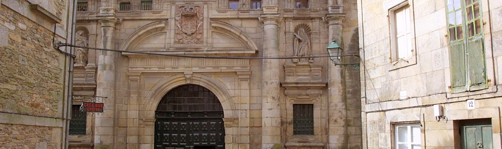 Enclosed Monastery of San Paio de Antealtares Guesthouse