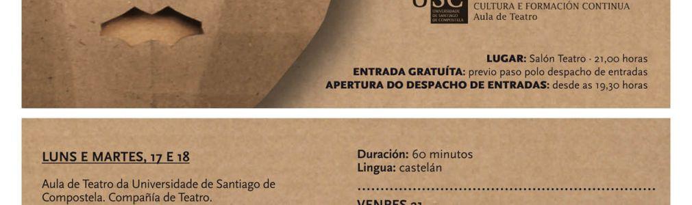 XX Festival Internacional de Teatro Universitario