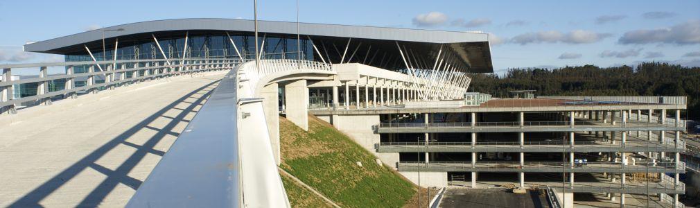 El aeropuerto de Santiago tendrá en 2014 la mejor conectividad internacional de su historia