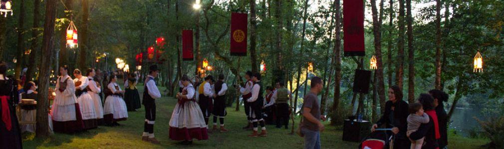 Fiesta de San Juan en el Areal de Berres 1