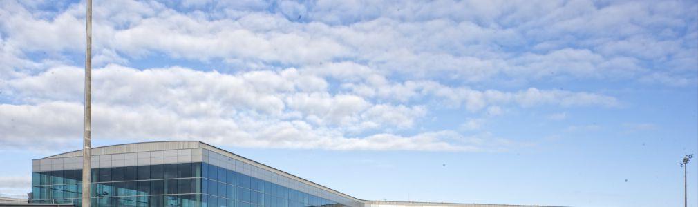 Las conexiones internacionales del aeropuerto de Santiago ya superan los 300.000 pasajeros en 2014