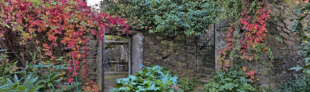 Jardín Pazo Andeade