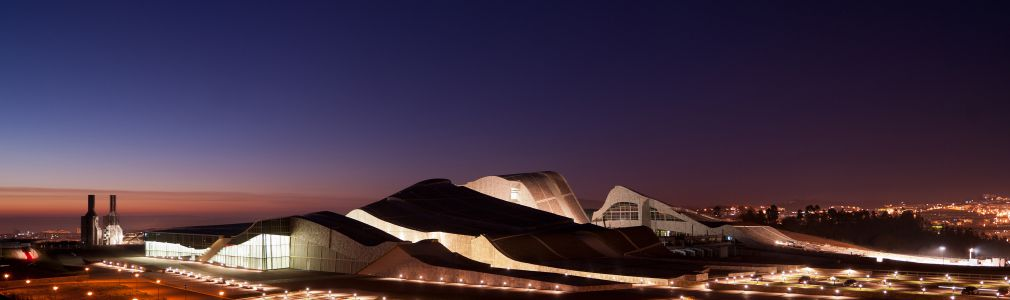 Cidade da Cultura de Galicia  Galería fotográfica  Web ...