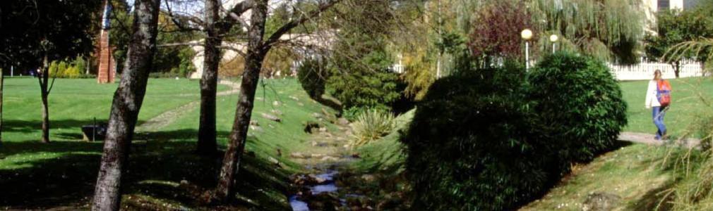 Parque da Música en Compostela