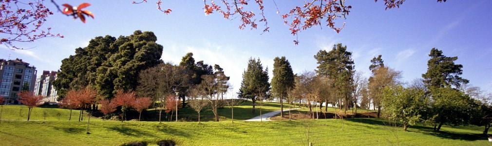 Parque de Eugenio Granell (O Paxonal)
