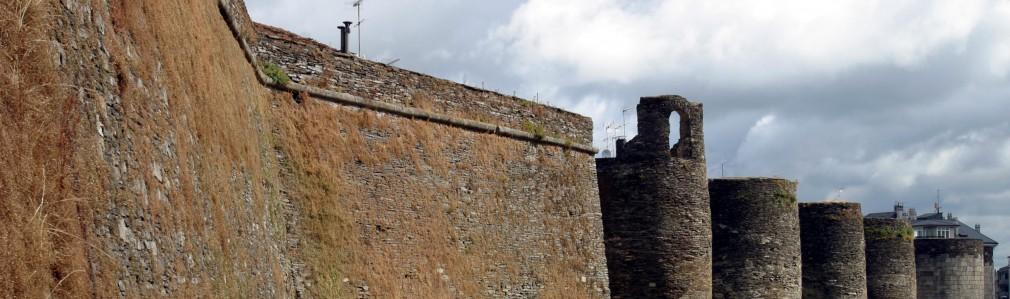 Lugo: Ciudad Romana