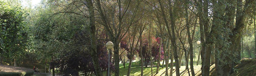 Pablo Iglesias Park, Ponte Mantible Park, Blanco Amor Park and San Caetano Park