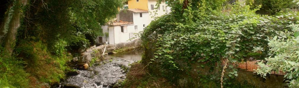 Sarela River Walkway