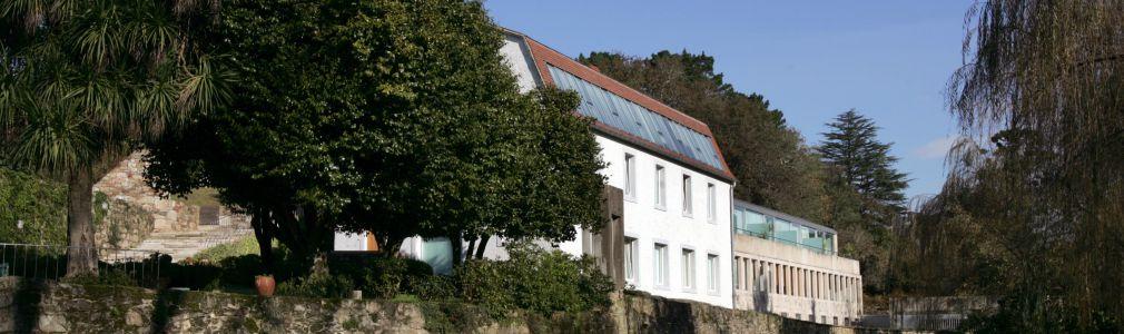 Houses on the Carme de Abaixo Dairy Farm