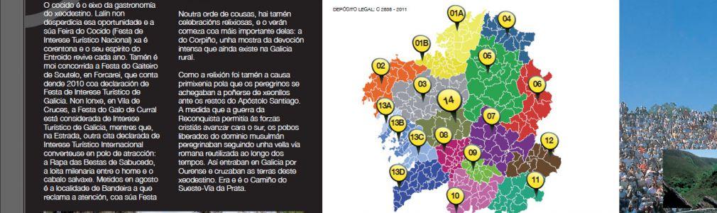 Lalín: Geodestinos Deza-Tabeirós