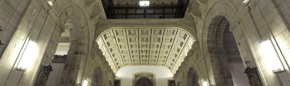 Monasterio e Iglesia de San Martiño Pinario