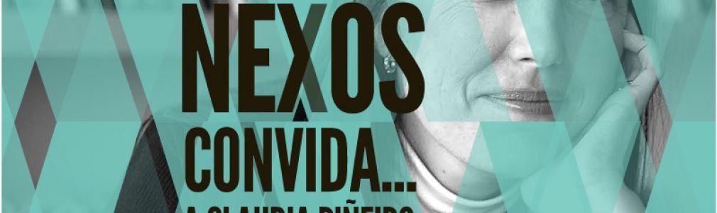 'Nexos invita a...': Claudia Piñeiro