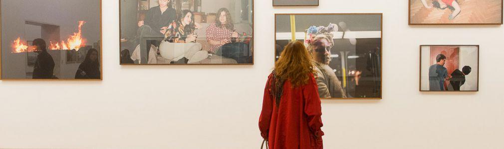 Visita guiada a la exposición 'Tectónica' del CGAC