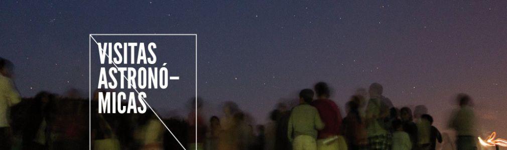 Visitas astronómicas Cidade da Cultura 2015