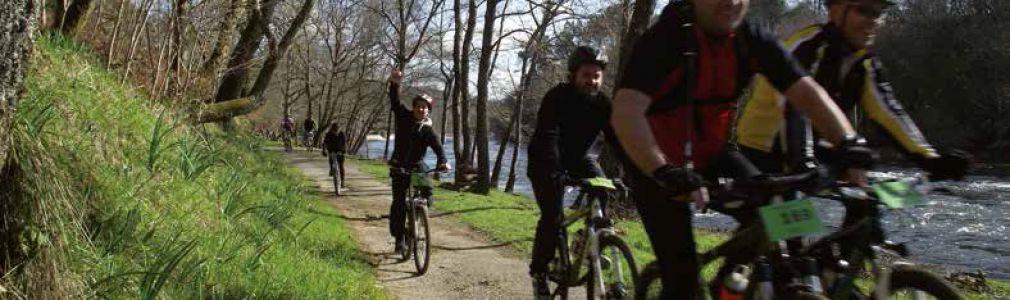 Ruta cicloturística por el Val do Ulla