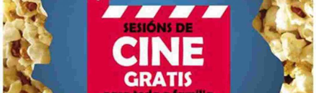 Cine de verano en Área Central