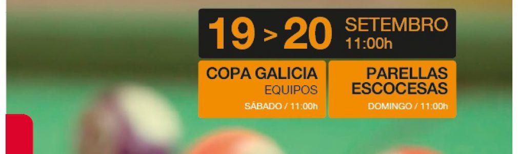 Campeonato de billar Copa Galicia de equipos