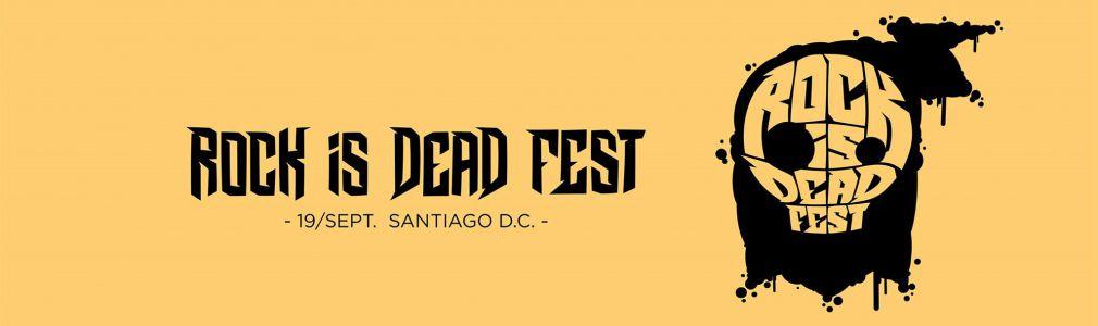 Festival 'Rock is Dead'