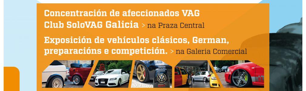 Feria automovilística 'Expo SoloVag Galicia'