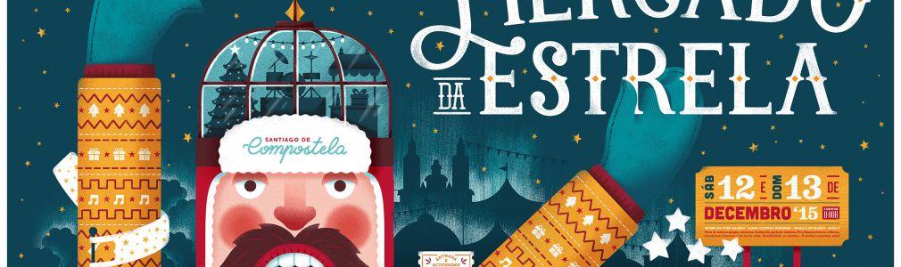 Navidad 2015: Mercado da Estrela