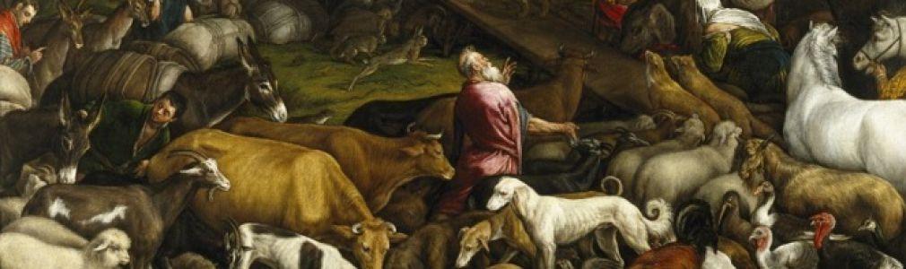 Conferencia 'Génesis veneciano: de Adán a Noé' a cargo de Miguel Falomir