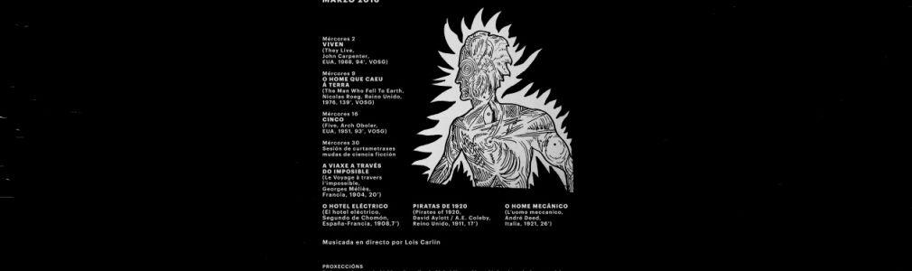 Ciclo 'Cineclube Compostela': Proyección 'Cinco'