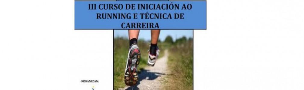 III Curso de iniciación al running y técnica de carrera