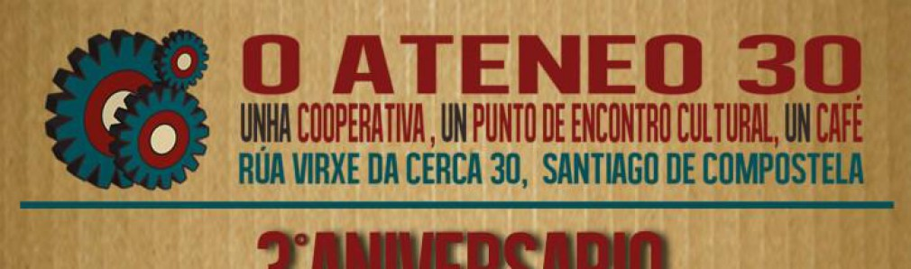 III Aniversario O Ateneo 30