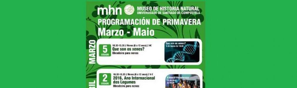 Ruta interpretativa 'Descubre los parques de Santiago'