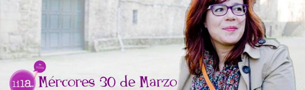 Encuentro literario con María do Cebreiro