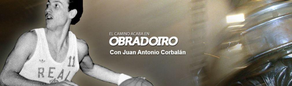 Ruta: 'O Camiño remata en Obradoiro' con Corbalán