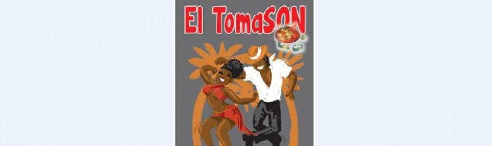 Exhibición de la escuela de baile 'El Tomasón'