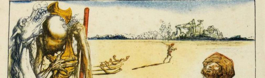 Visitas guiadas a la exposición 'Salvador Dalí, contador de historias'