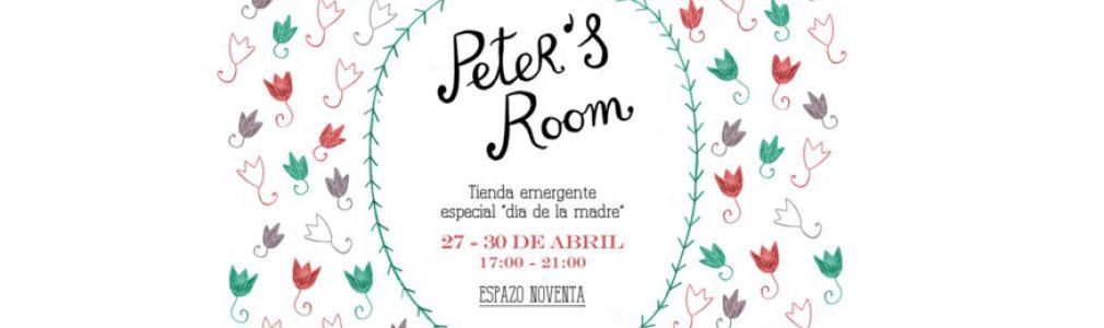 'Peter's Room': Tienda emergente especial 'Día de la Madre'