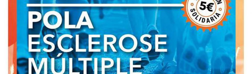 II Carrera y Caminata Solidarias por la Esclerosis Múltiple