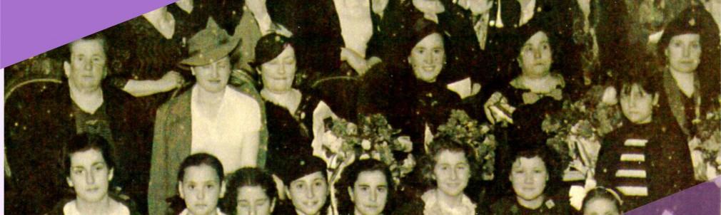 Homenaje a las mujeres de las 'Irmandades da Fala'