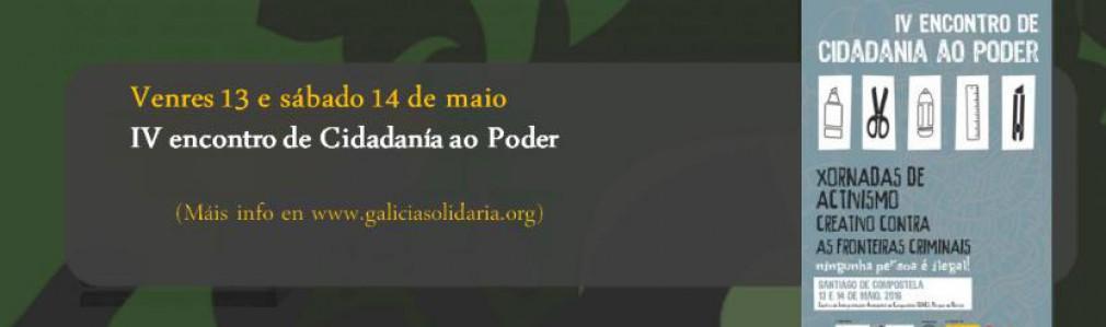 IV Encuentro de Ciudadanía al Poder