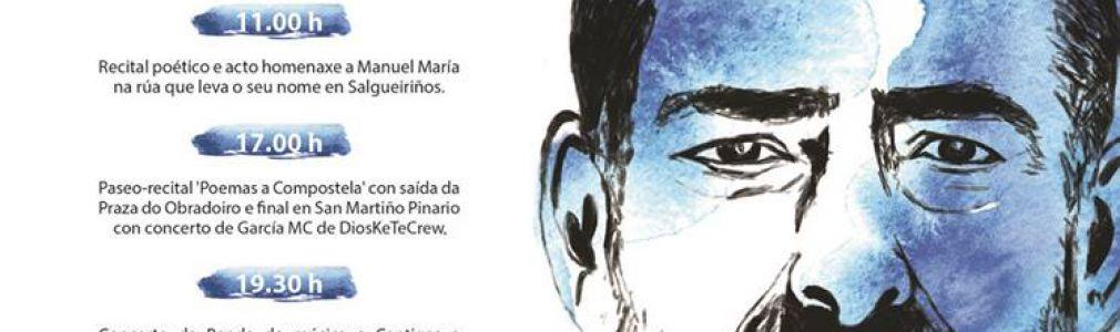 Día de las Letras Gallegas. Homenaje a Manuel María