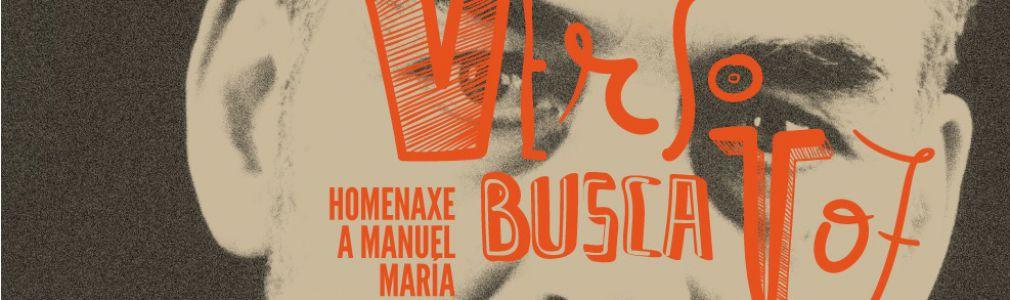 'Verso busca voz'. Homenaje colectivo multimedia a Manuel María