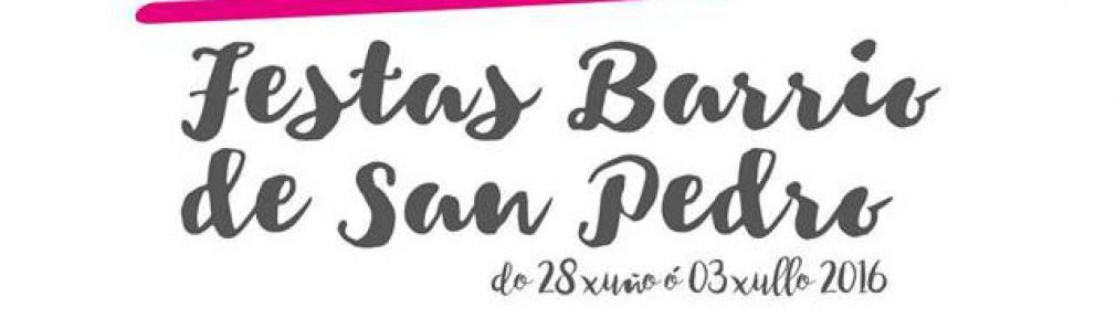 Fiestas del Barrio de San Pedro 2016