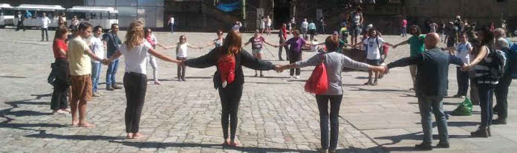 Encuentro La Voz del Camino: 'Círculo y Danza de la Paz'