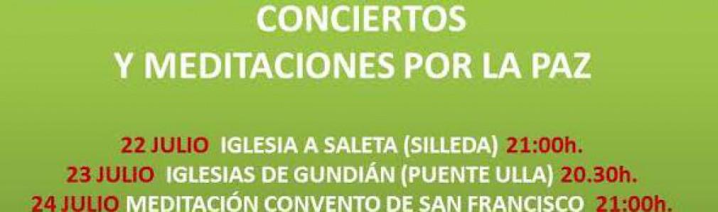 Concierto-Encuentro La Voz del Camino: 'Meditación/Cantos Sagrados por la Paz Mundial'